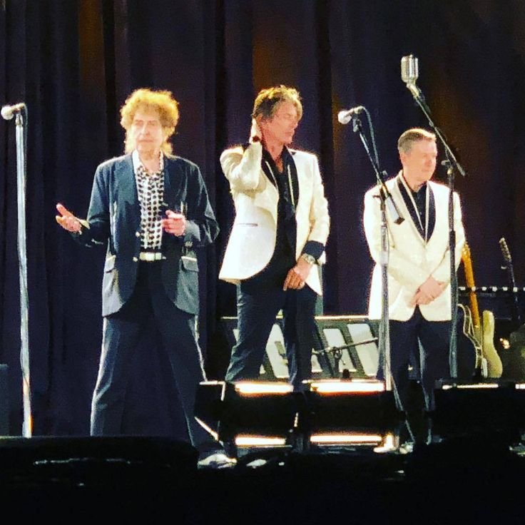 Bob Dylan And His Band Spring Tour 2018 Vienna 16 04