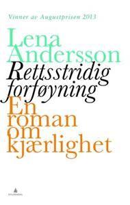 Ester og Hugo møtes i et tidløst drama om lidenskap og makt, frihet og fornuft, som forfatteren ikke bare iscenesetter, men dissekerer. Med djerv humor og enestående presisjon blottlegger Lena Andersson forelskelsens systematiske selvbedrag.
