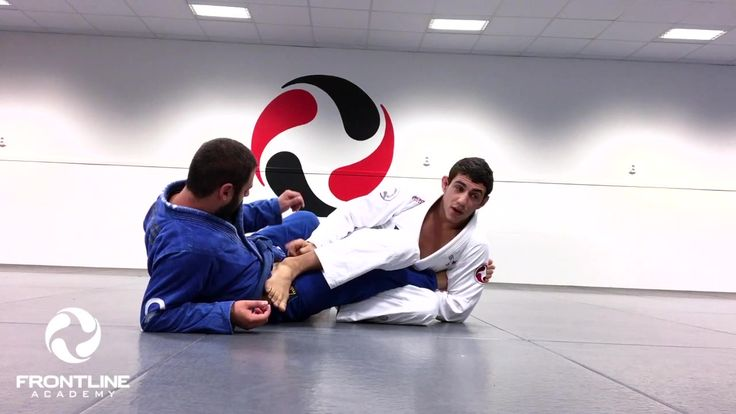 Seminar - Bergen - Foot locks with Tarik -