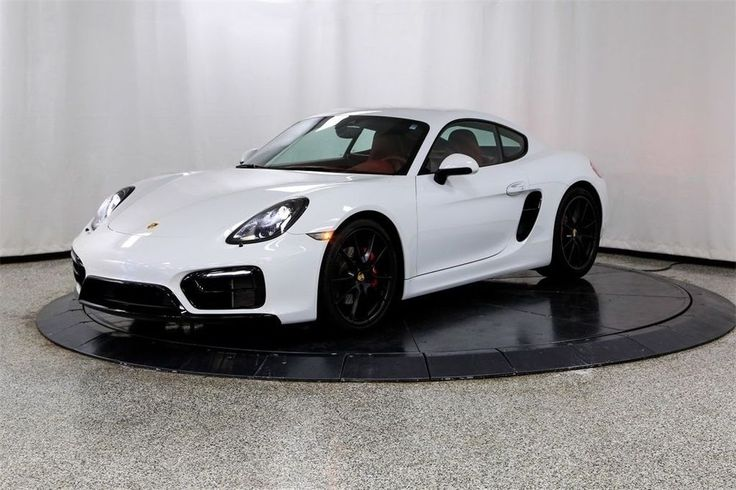 2015 Porsche Cayman GTS 3.4 with Full Factory Warranty