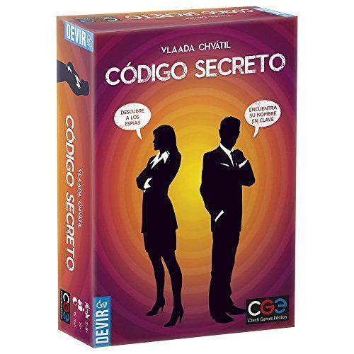 Devir – Código secreto, juego de mesa (BGCOSE)