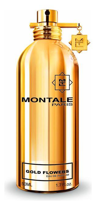 Montale Gold Flowers парфюм, духи Монталь Золотые цветы где купить в Москве, цена и отзывы в Москве, туалетная вода и парфюмерия на randewoo.ru