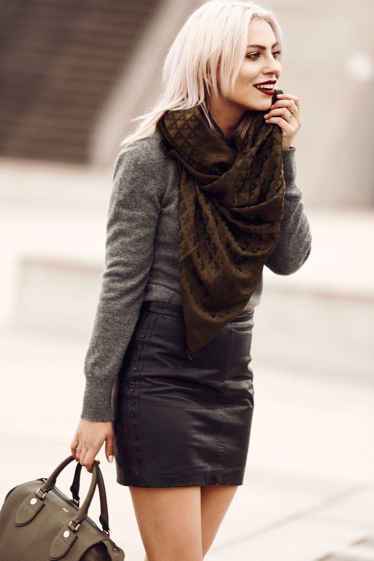 Outfit: true classics via Masha Sedgwick featuring Bally boots