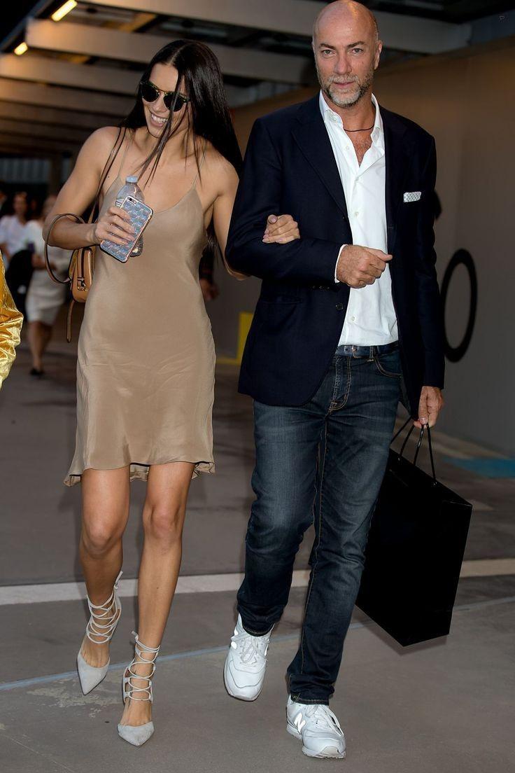 Adriana Lima..... - Celebrity Fashion Trends