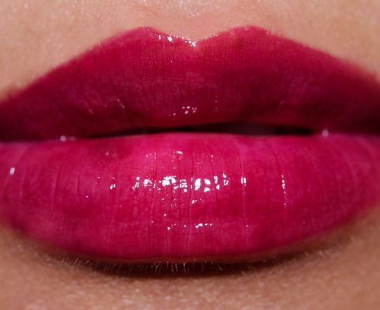MAC Rebel Lipglass