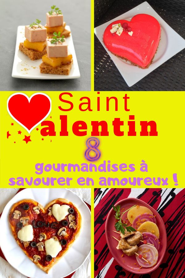 saint valentin repas saint valentin repas plat saint. Black Bedroom Furniture Sets. Home Design Ideas