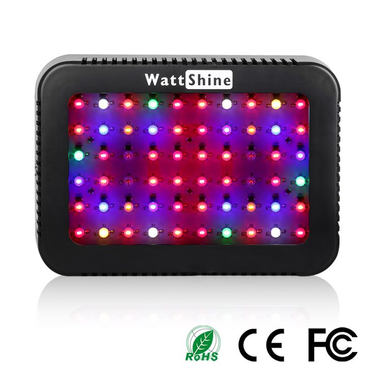 Plant growing led lights Full spectrum led light Hydroponics lighting Indoor grow Hydroponic growing system 300W led for flowers #Affiliate