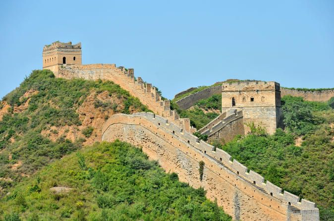 he who has not climbed the great wall is not a true man on great wall of china id=63585