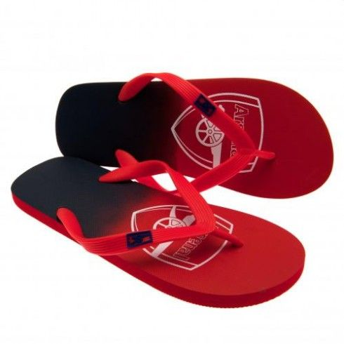 Arsenal F.C. Flip Flops Adult size 8