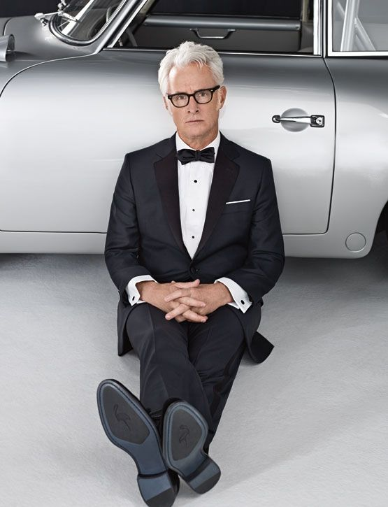 John Slattery Interview, Part 1 | Brooks Brothers