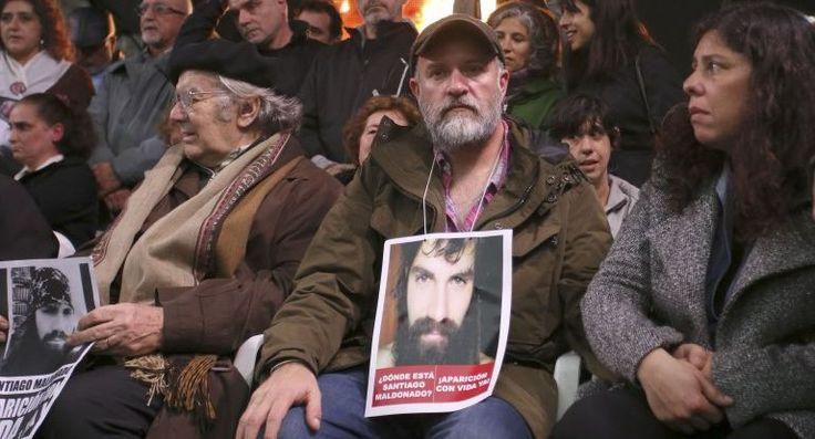 Sergio Maldonado, hermano Santiago Maldonado, el joven platense desaparecido desde el 1 de agosto en Chubut luego de un enfrentamiento entre una comunidad mapuche y Gendarmería, […]