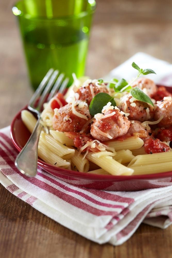 Siskonmakkarapasta | Makkararuoat | Pirkka #food #pasta