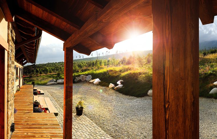 panoraMic Mountain Residence http://www.panoramic.sk/  #chalet #apartments #slovakia #tatras