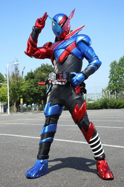 "New program ""Masked Rider Build"" broadcast start from September 3 (Sun)! Toei [TV]"