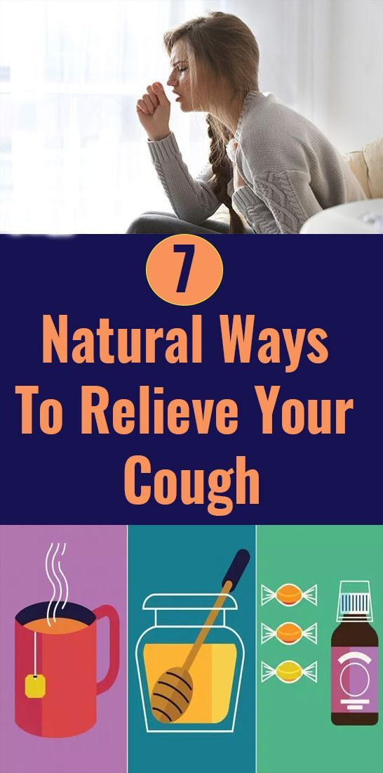 7 Natural Ways To Relieve Your Cough