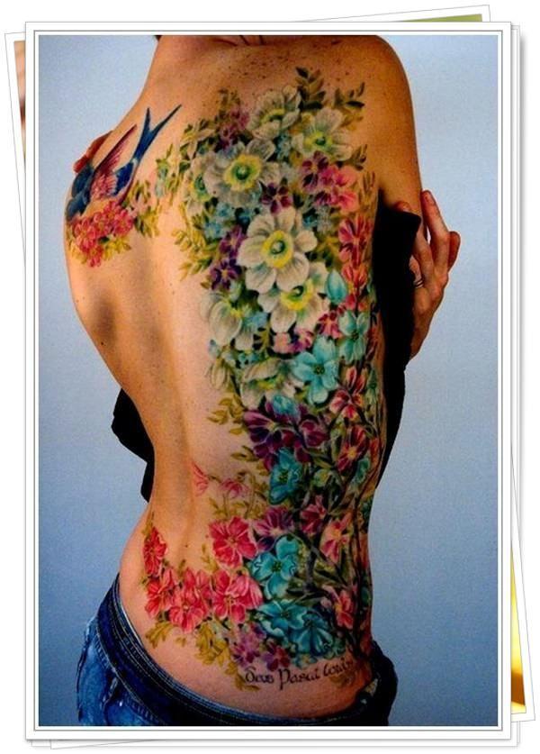 111 gute Ideen von Tattoos für Frauen