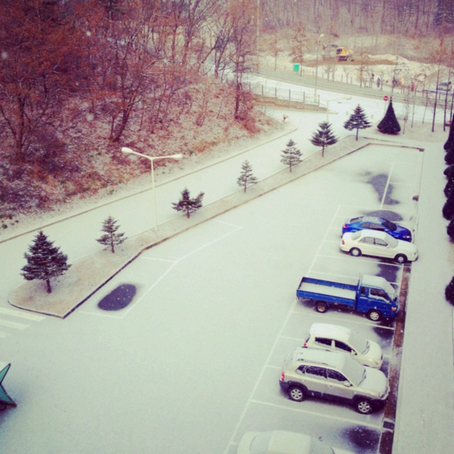 Winter in #instagramic theme