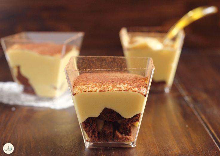 Dessert di Chantilly allo Zabaione - la crema del maestro Montersino alla base di un piccolo dessert, delizioso e gratificante.