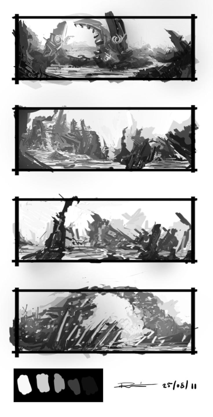 Quick Thumbnails by Rdhillon.deviantart.com