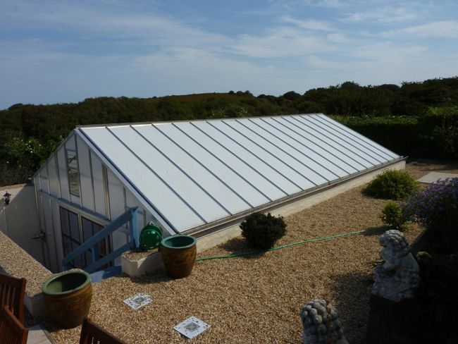 In Ground Greenhouse Plans