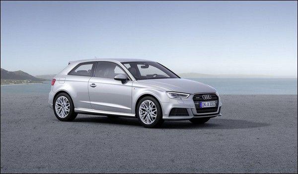 Audi A3 ora anche con 2.0 TDI 184 CV