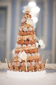 Croquembouche...I kinda think these are awesome...(: