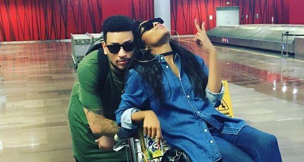 Trouble in paradise for AKA and his girlfriend Bonang Matheba?   Epyk Living