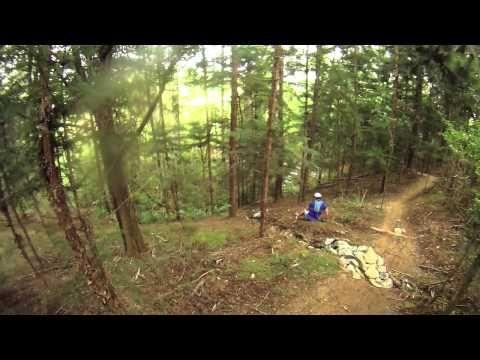 YouTube playlist of Mr AusAdventure's mountain biking adventures.
