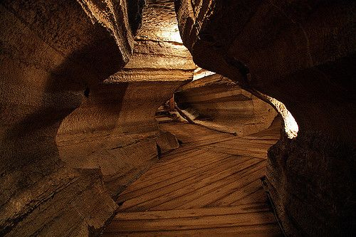14 Surreal Places In Ontario You Won't Believe Really Exist | Bonnechere Caves, Eganville