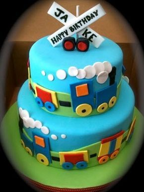 Fab birthday cake ideas for two year olds | BabyCentre Blog
