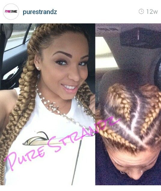 French Braids Hair Pinterest French Braid And Hair Style