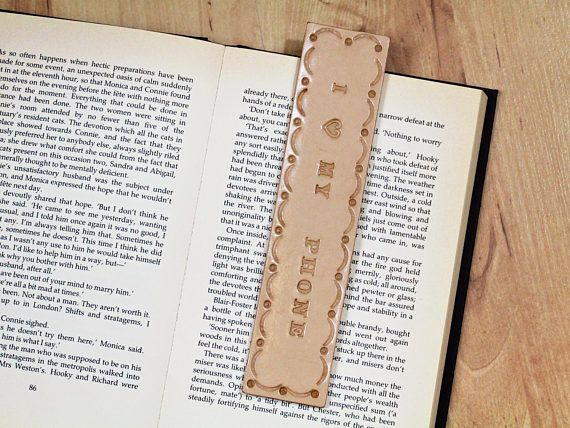 Click To Shop Now - Handmade Bookmark, Leather Bookmark, I Love My Phone Bookmark, Novelty Bookmark. #iheartmyphone, #ilovemyphone, #noveltybookmark, #funnybookmark, #stockingstuffer, #leatherbookmark, #bookmark, #bookmarker, #handmadebookmark, #handmadebookmarker, #leatherbookmarker, #leather, #leatheraccessories, #etsy, #etsyshop, #etsyfinds, #etsygifts, #handmade, #handmadewithlove, #tinasleathercrafts.