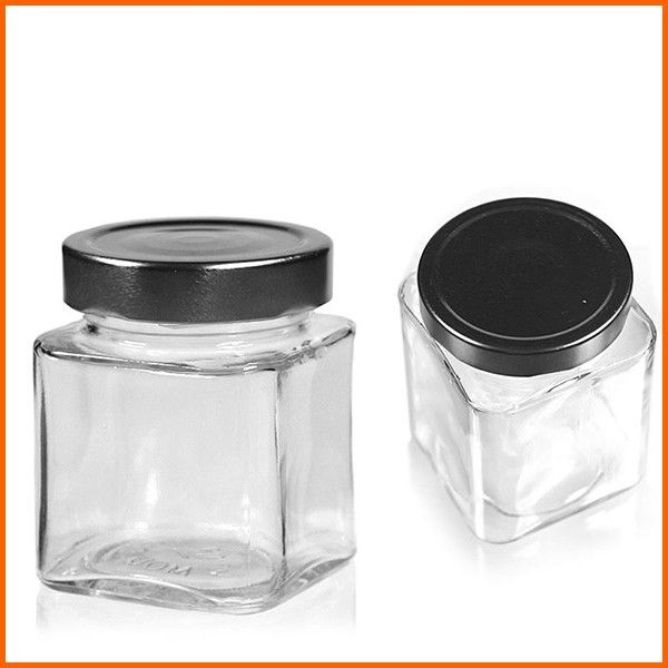 Factory price sealed square metal lid glass jar, View metal lid glass jar, Newsun Product Details from Zibo Nedsun Glassware Co., Ltd. on Alibaba.com