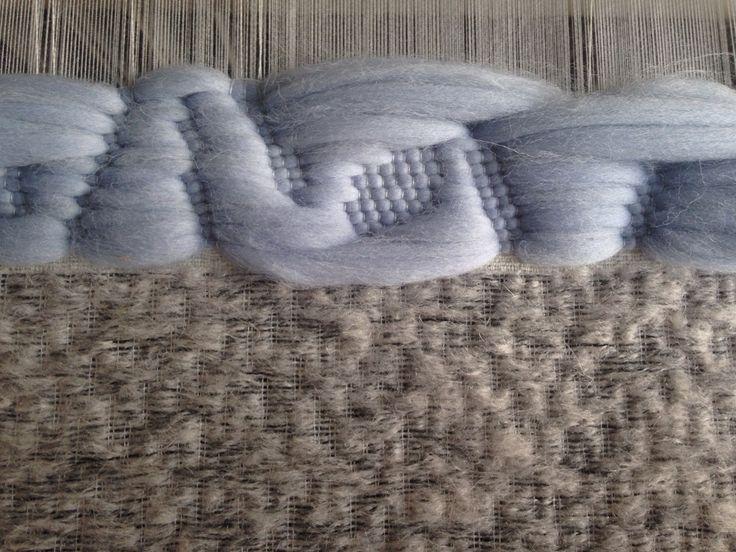 Johanna de Ru: weaving