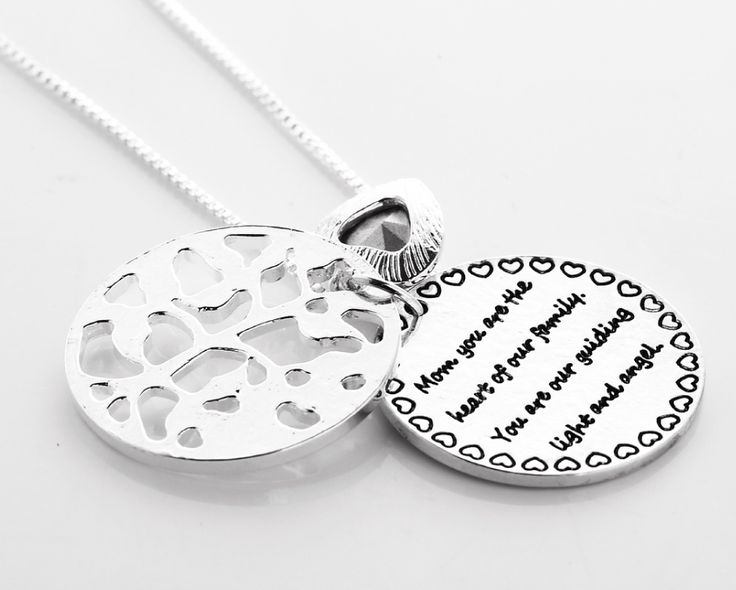$20 for a Mother's Blessing Necklace - Shipping Included!