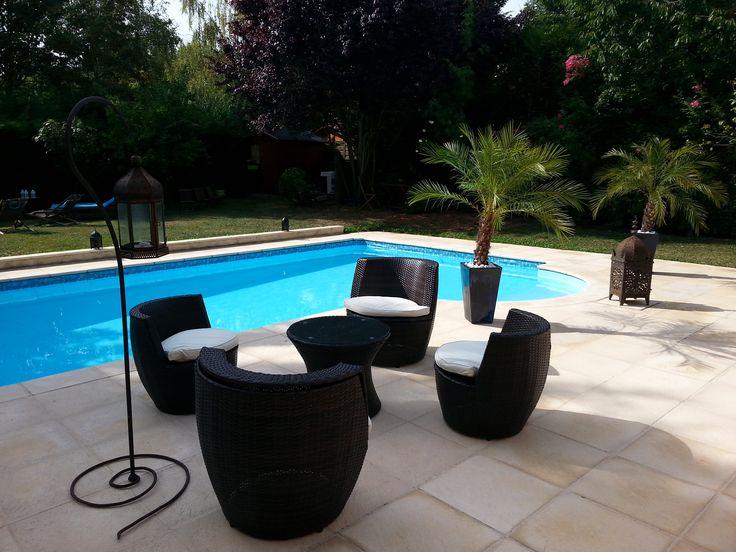 43 best au bord de la piscine images on pinterest alice for Amphore piscine decoration