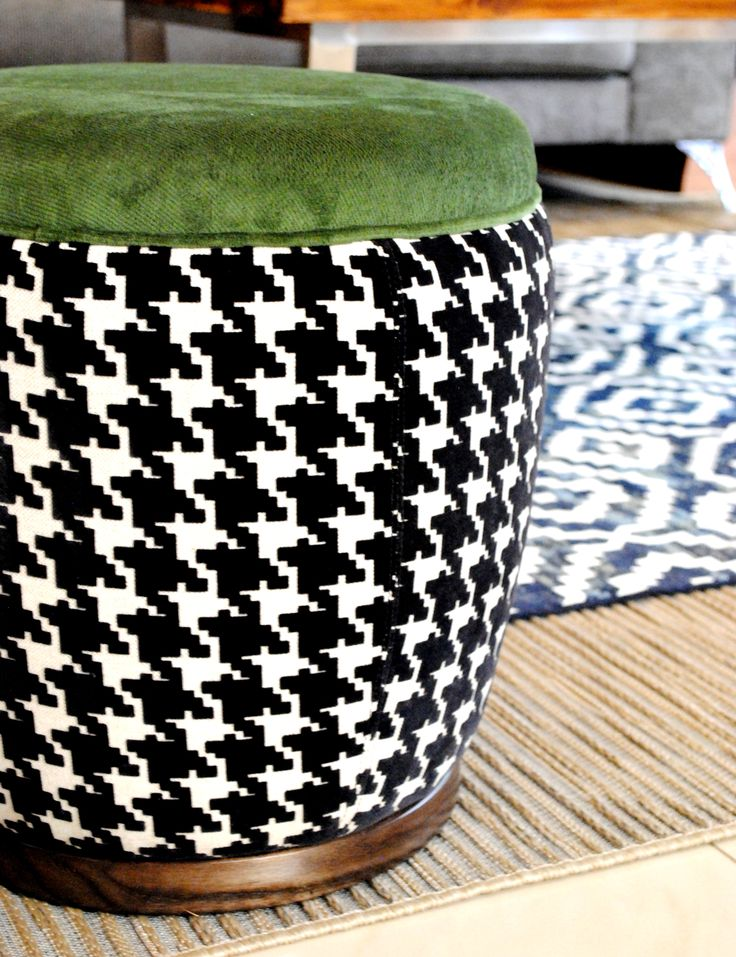Salsa Hounds tooth Stool R2995
