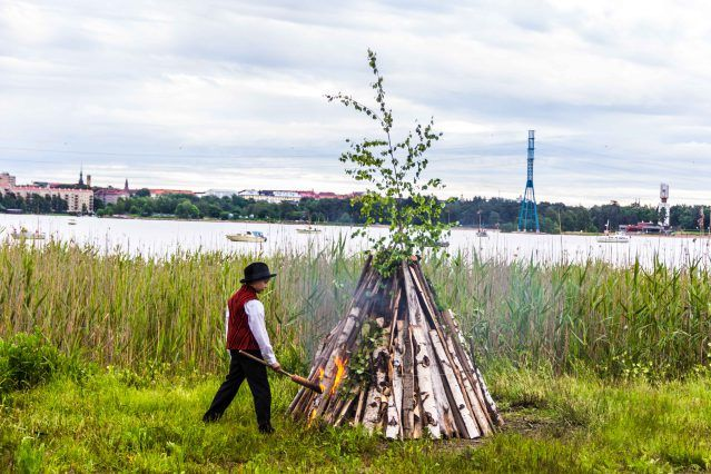 #midsummer #Helsinki #Seurasaari