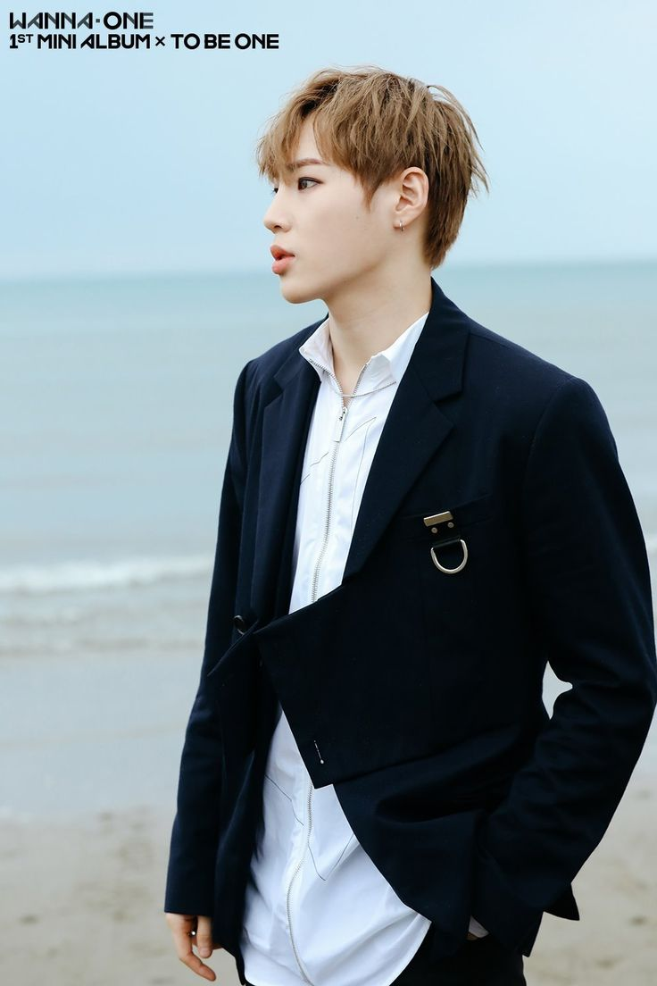 Sungwoon - Wanna One | Burn it Up BTS Photos