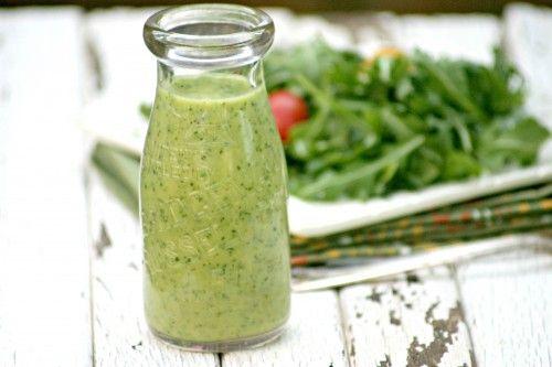 Avocado Citrus Salad Dressing 8