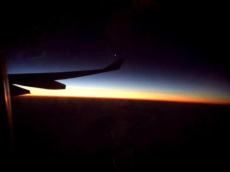 niteflight till sunrise