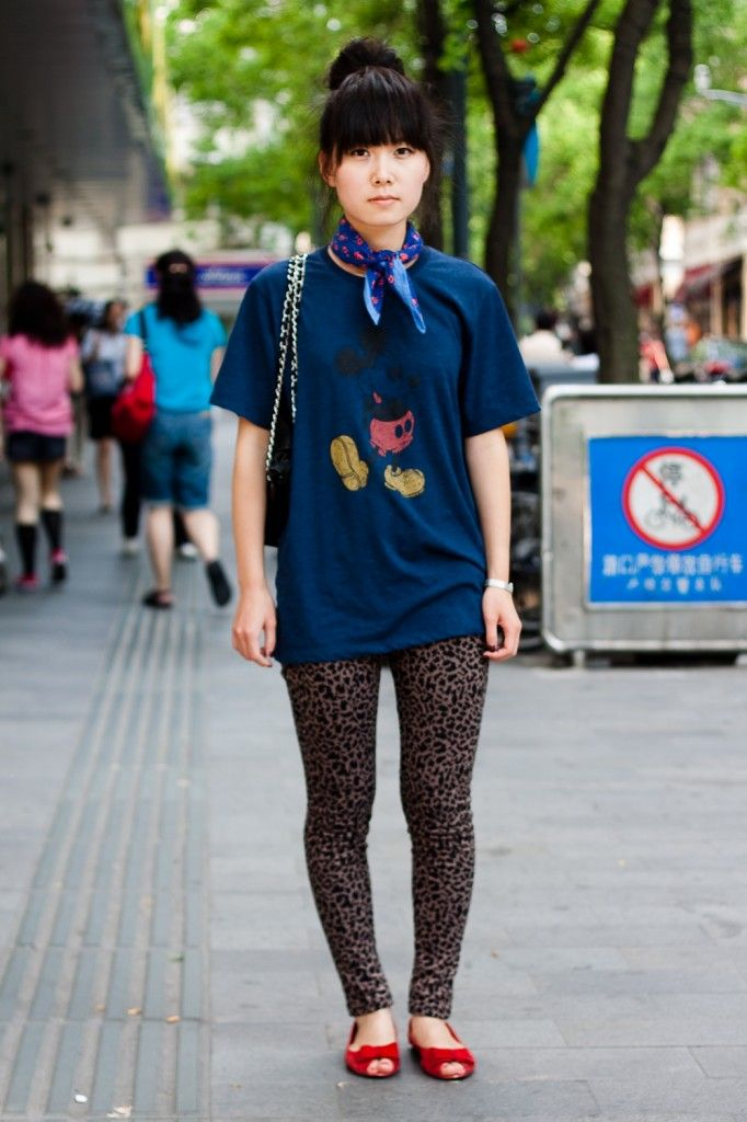 Chinese Street Fashion 2014 Images Galleries With A Bite
