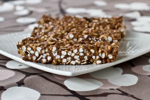 Clean Eating Protein Energy Bars #glutenfree #healthy