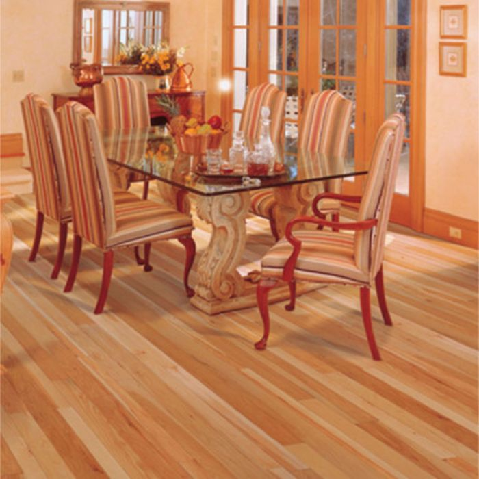 18 best Hickory Wood Floors images on Pinterest