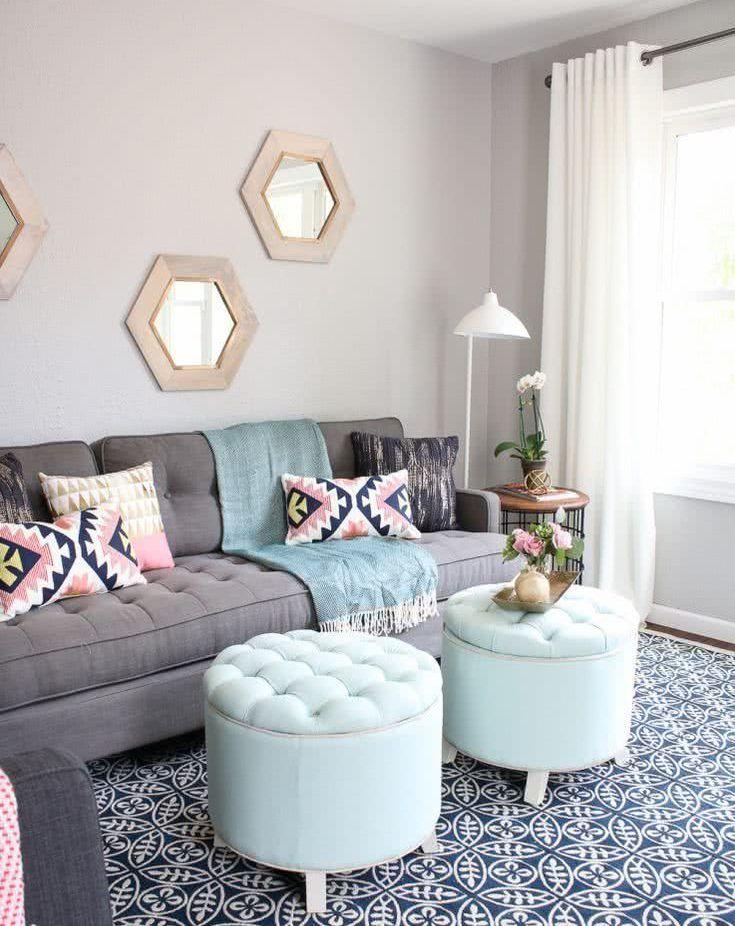 Colores Para Salas 2020 2019 De Combinaciones In 2020 Comfy Living Room Home Decor Comfy Living Room Decor
