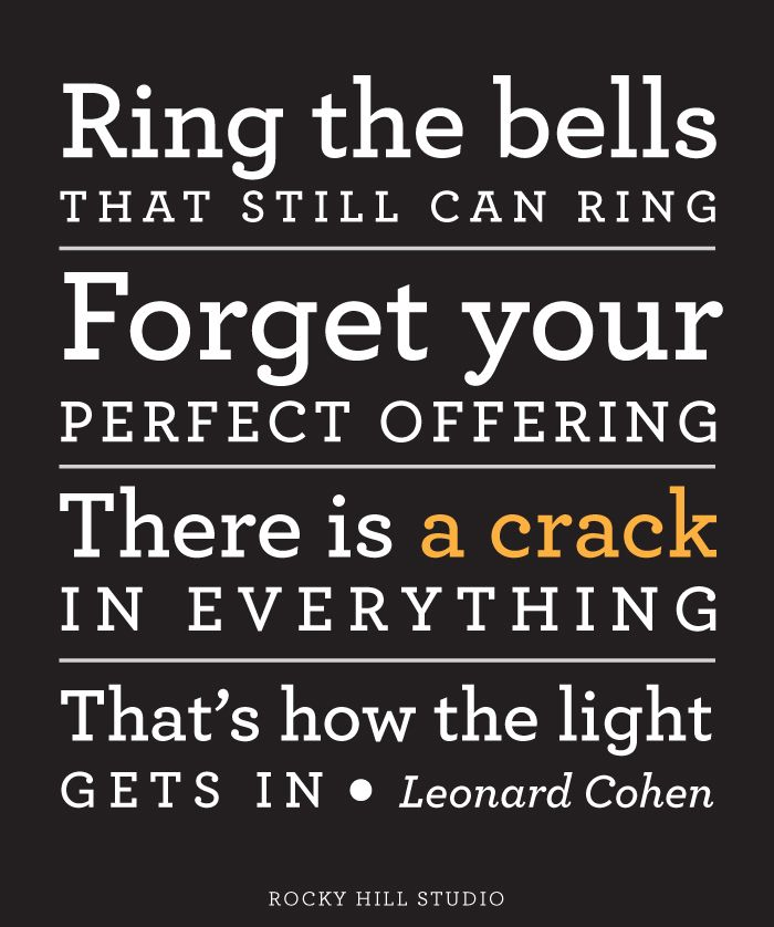 A little experimentation with some lyrics by Leonard Cohen from the song…