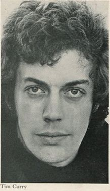 Tim Curry in 1973 - all time favorite (except all my other favorites lol)