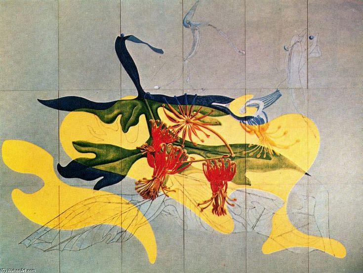 Max Ernst- Wandbid
