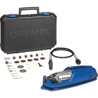 Dremel 3000-1/25 130W Multi-Tool Kit 230V   Multi Tools   Screwfix.com