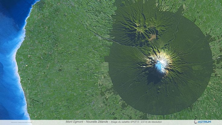 new zealand from space - Google Search